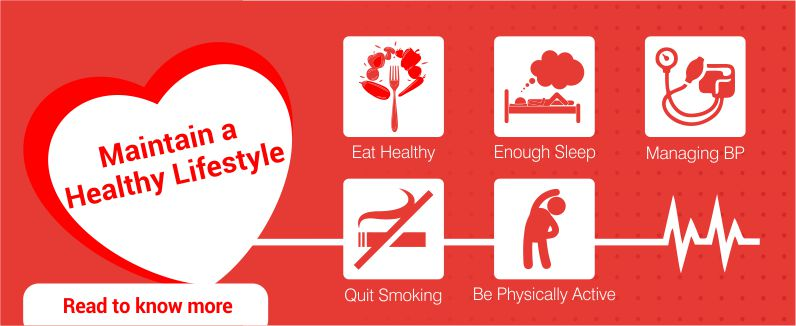 Healthy Lifestyle Tips for Healthy Heart - Apollo Clinic Blog
