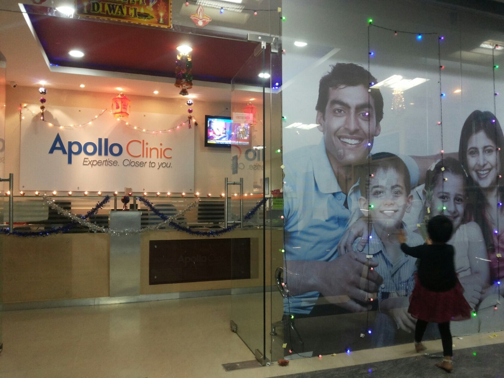 Best Clinic in Nizampet , Hyderabad- Apollo Clinic