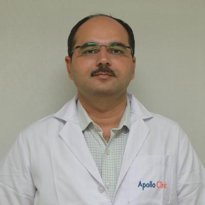Dr. Abhijit Patil