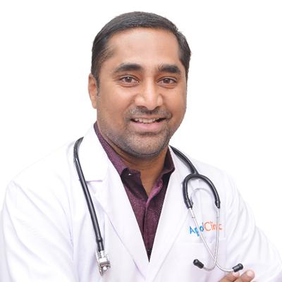 Dr. Shiva Prasad Reddy Y