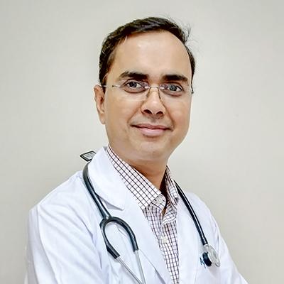 Dr. Rajeev S Ghat
