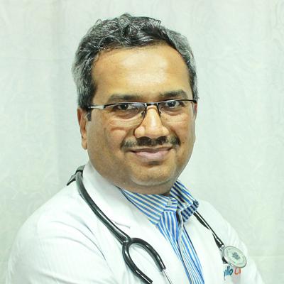 Dr. Venkateshwara Prasad K N