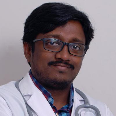 Dr. Chandra Shekhar Thodupunuri