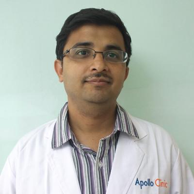 Dr. Sagar Sharad Lad