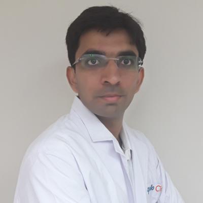 Dr. Sushant Suresh Mungse