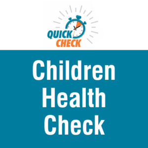 children health check