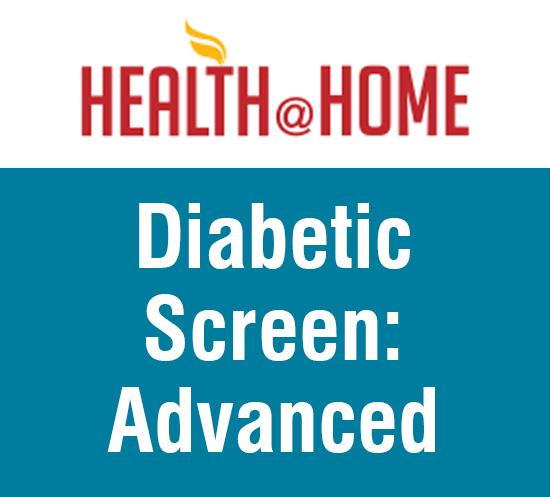 diabetic advanced