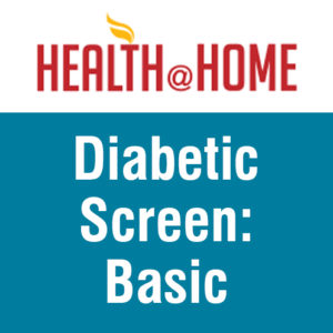 diabetic screen