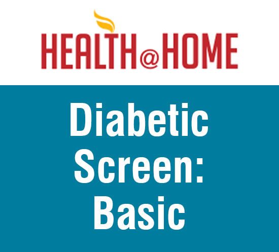diabetic screen