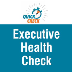 executive health check