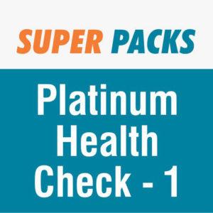 Platinum Health Check