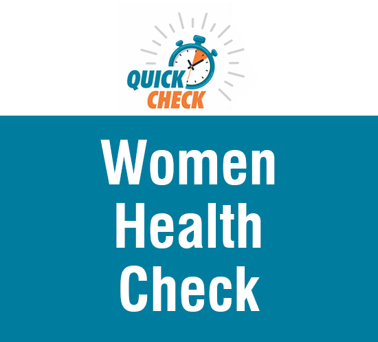 womens health check
